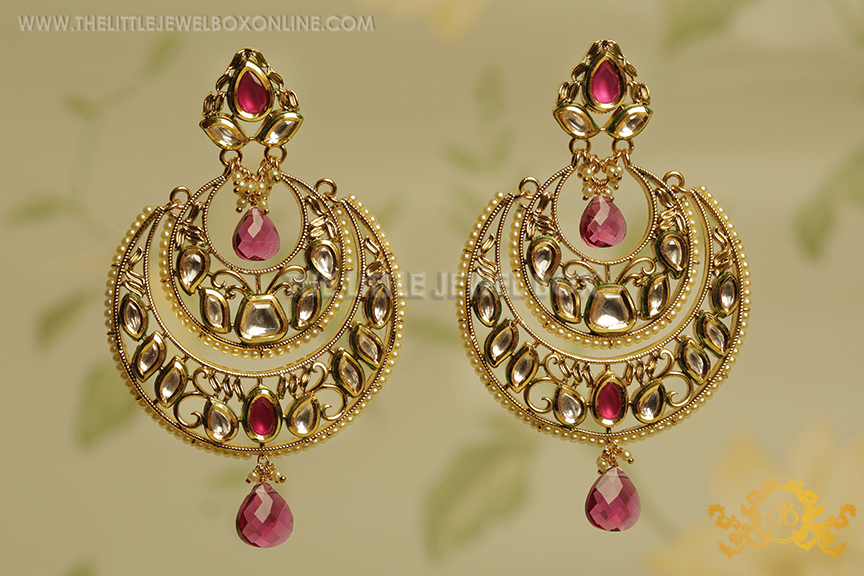 8c13b68114 Buy the best kundan jewelry online to add exquisite touch to your  personality